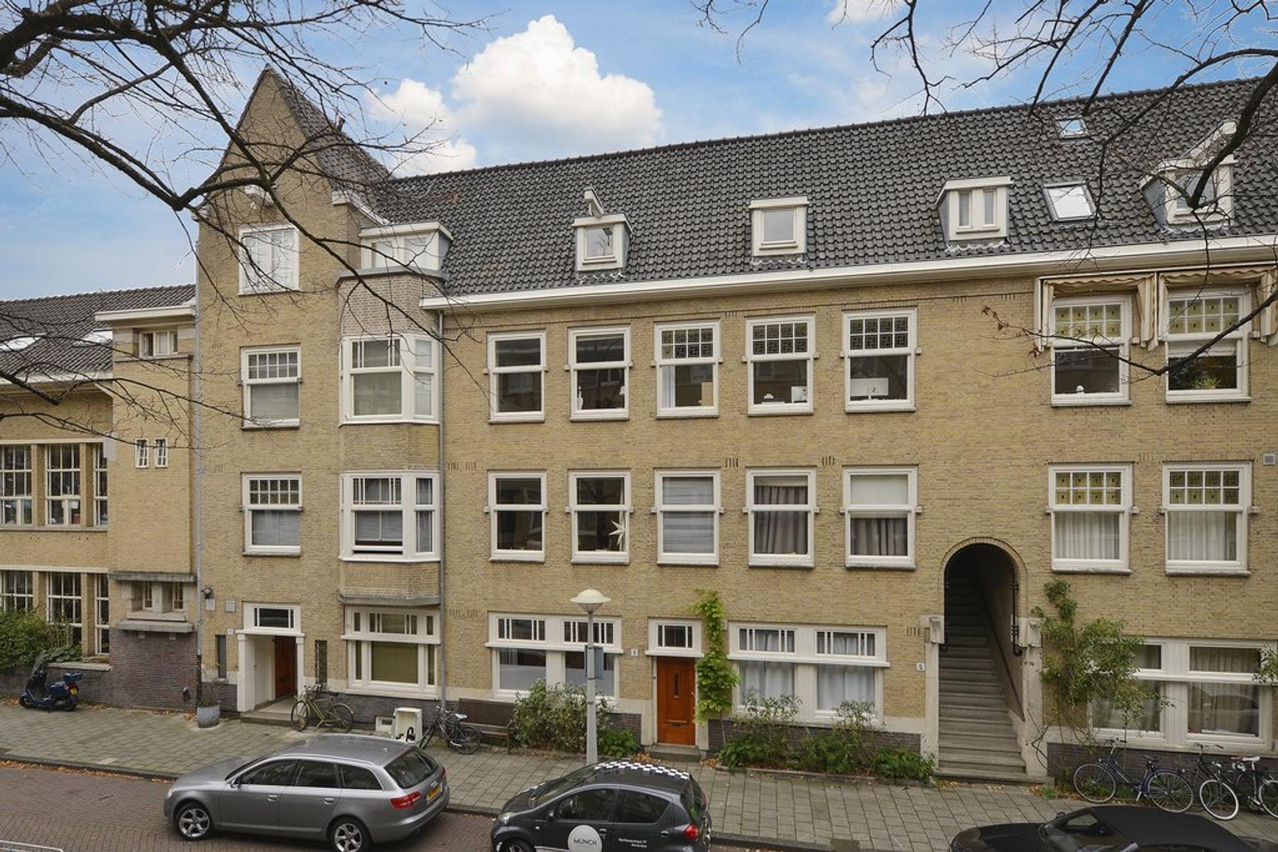Quinten Massijsstraat 5 2 in Amsterdam 1077 MC