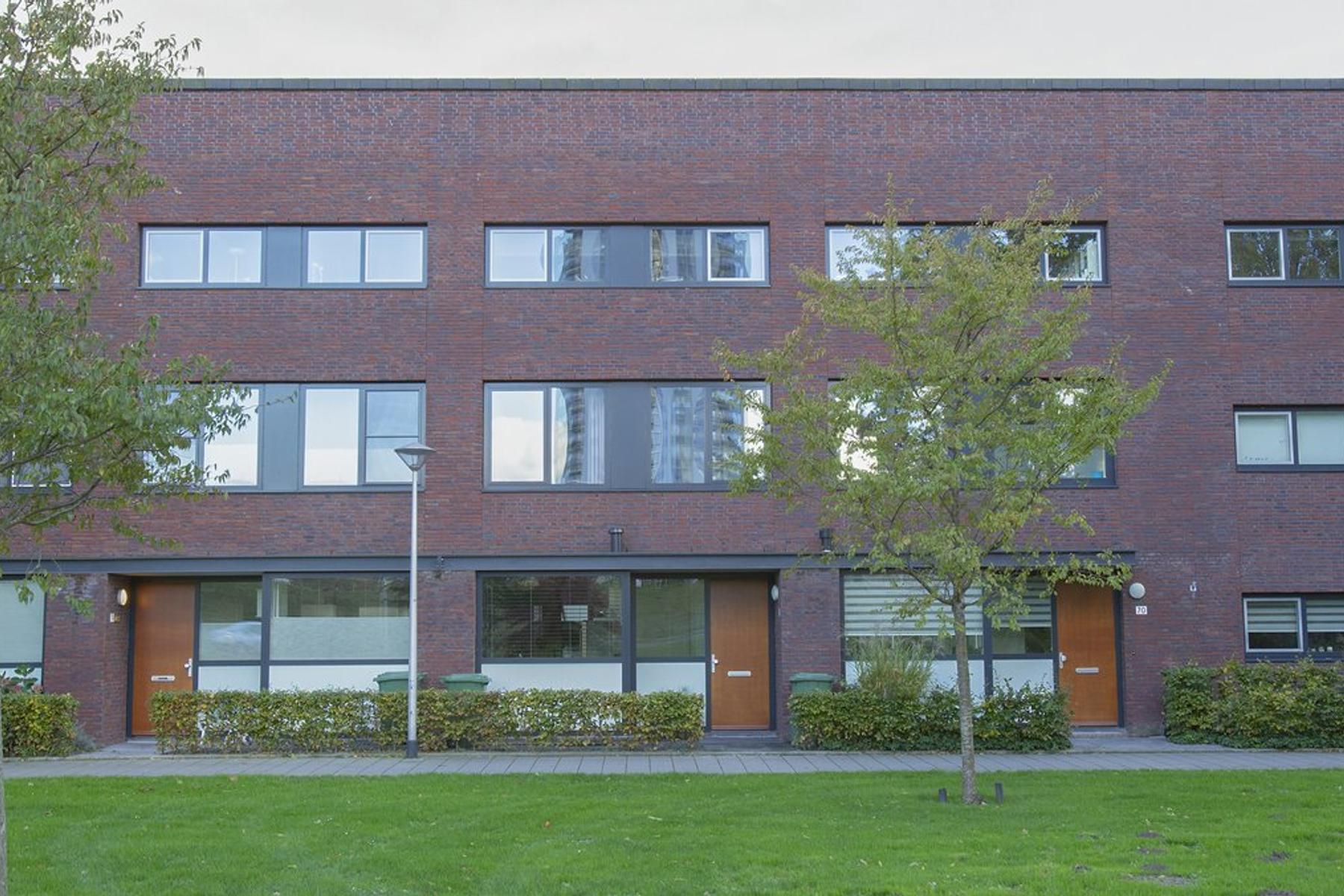 Pretoriusstraat 72 in Ridderkerk 2987 AK