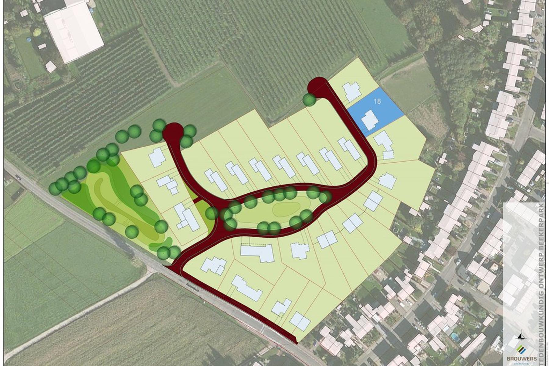 Beekerpark Kavel 18 in Schimmert 6333