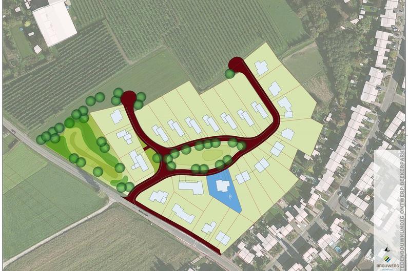 Beekerpark Kavel 9 in Schimmert 6333