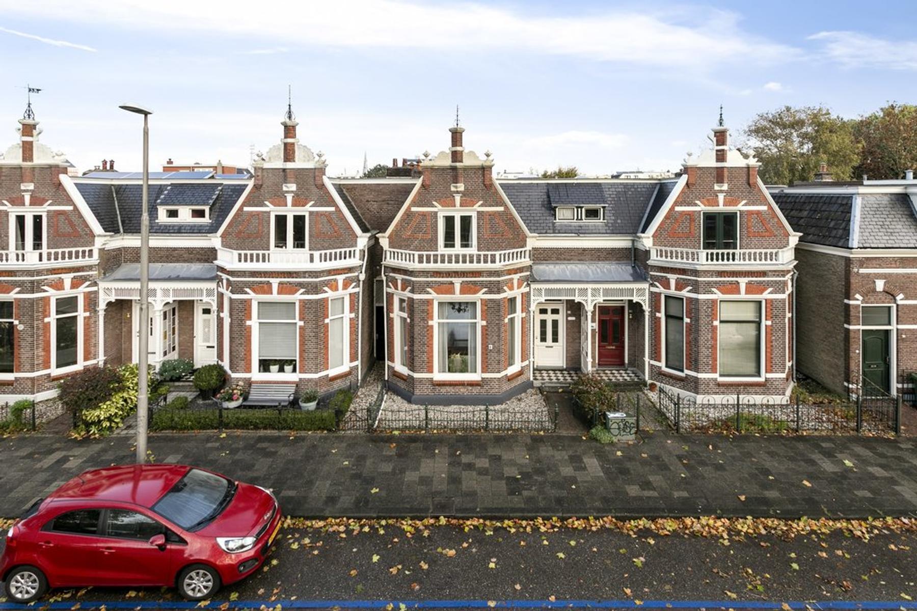 Willem Lodewijkstraat 21 in Leeuwarden 8933 BH