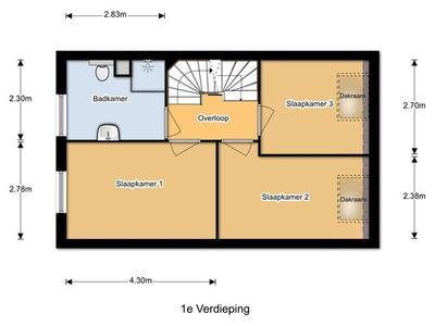 Willem Van Oranjestraat 30 in Geertruidenberg 4931 NJ