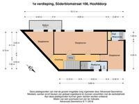 Soderblomstraat 108 in Hoofddorp 2131 GN