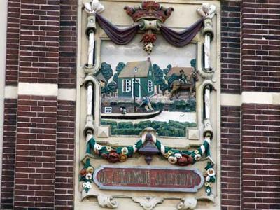 Achterom 104 in Hoorn 1621 KW