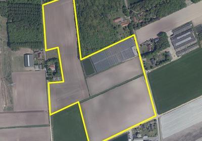 Marisbaan Projectlocatie Glastuinbouw in Grashoek 5985 NA