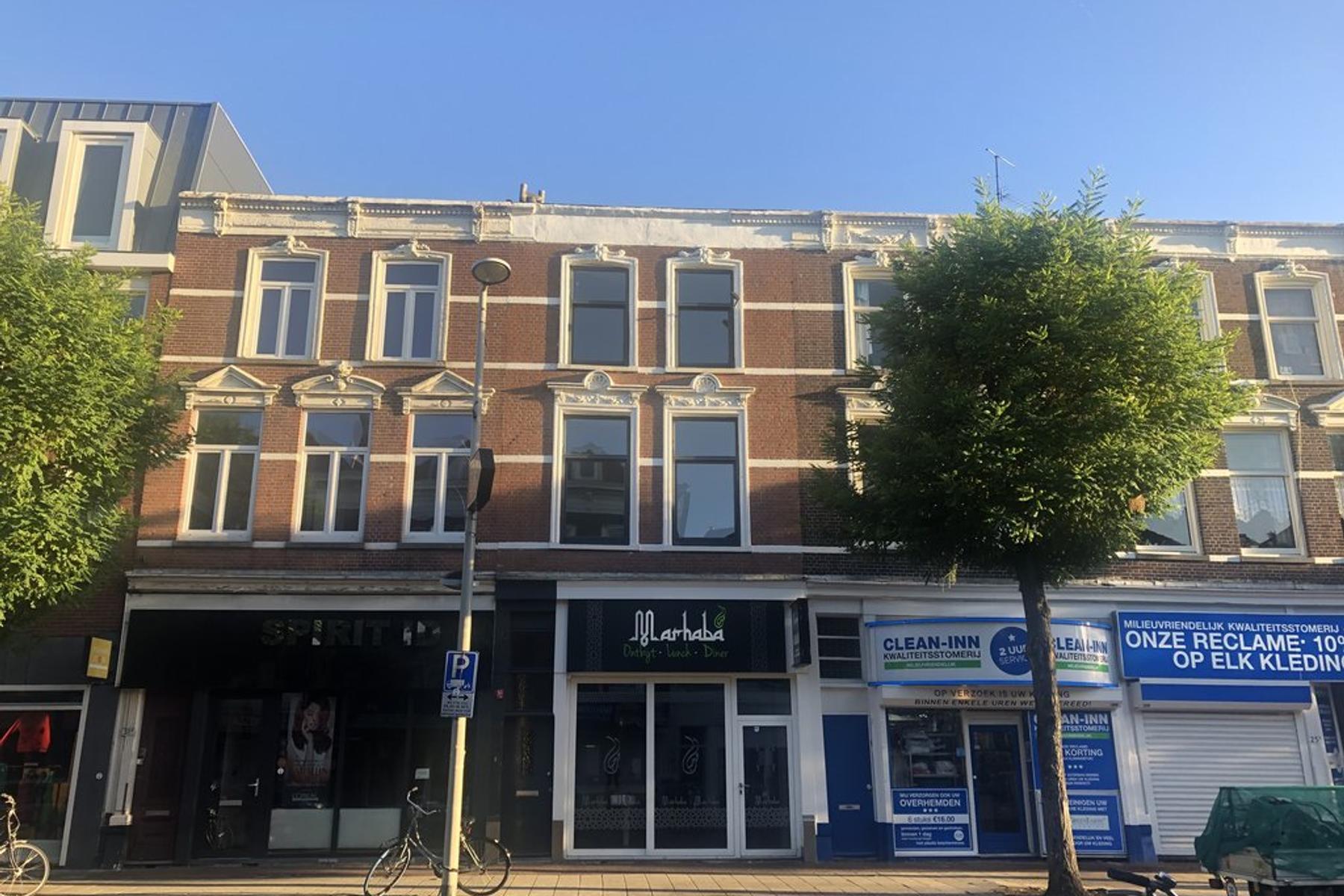 Zwart Janstraat 29 B in Rotterdam 3035 AK