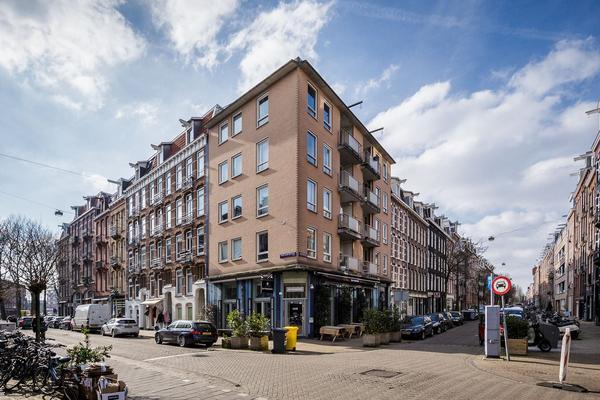 Van Ostadestraat 190 A in Amsterdam 1072 TH