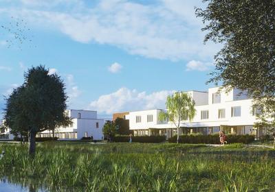 Parkhouses (Bouwnummer 14) in Culemborg 4105 TA