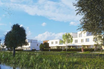 Parkhouses (Bouwnummer 11) in Culemborg 4105 TA