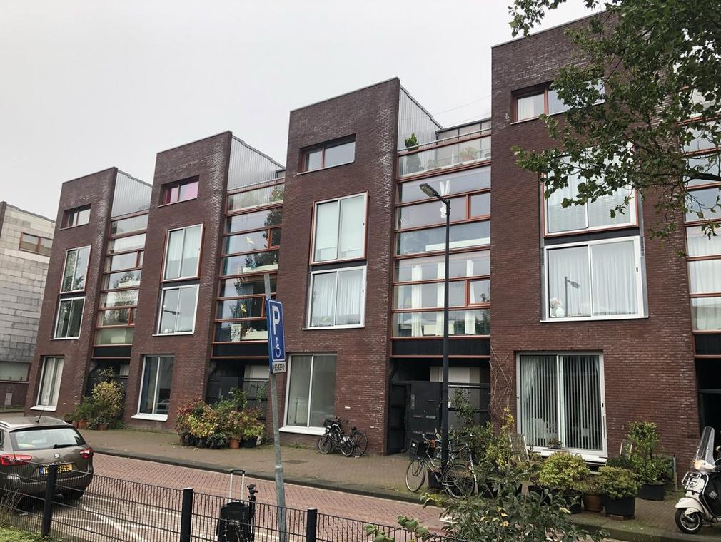 Feike De Boerlaan 122 in Amsterdam 1019 MP