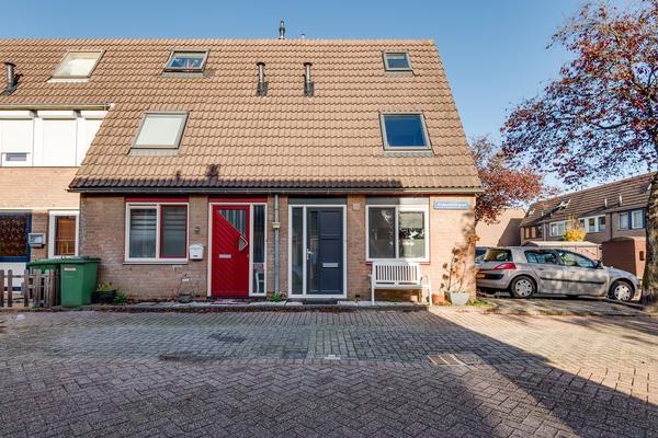 Aldendrielpad 1 in Rotterdam 3077 PS