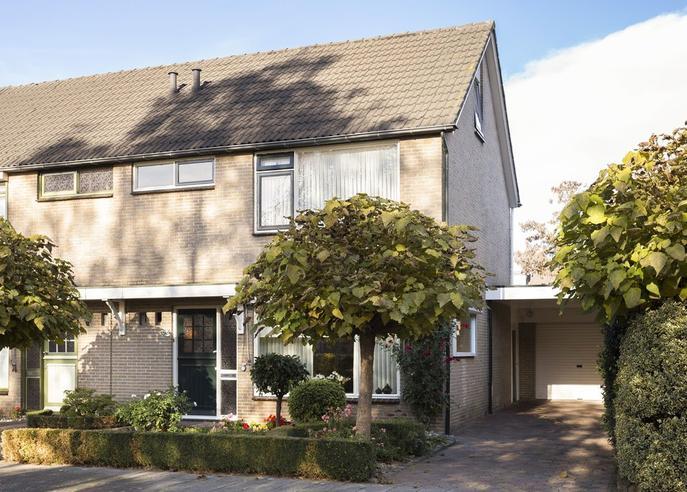 Kruizemunthof 83 in Wierden 7641 EW