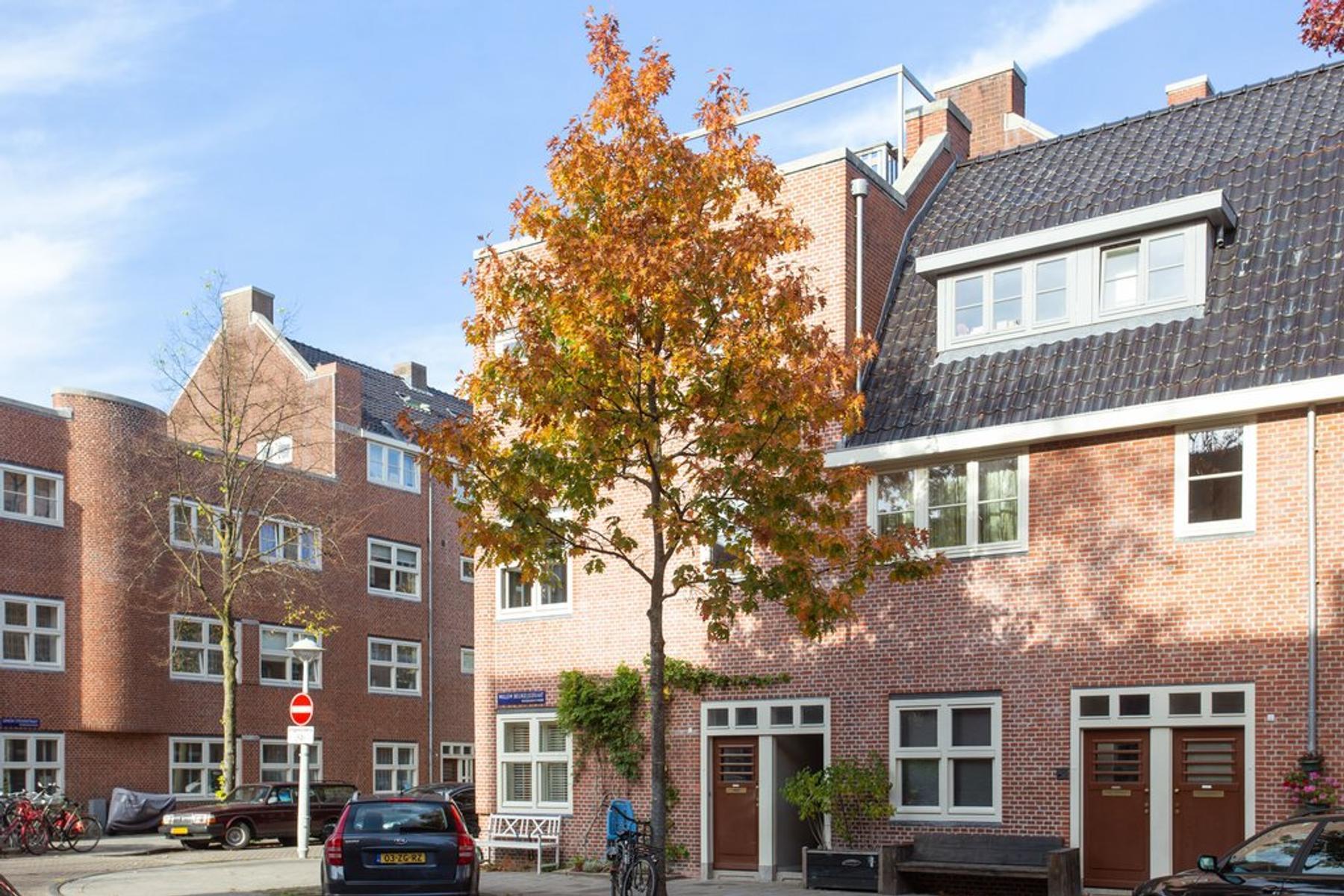 Willem Beukelsstraat 15 Hs in Amsterdam 1097 CR