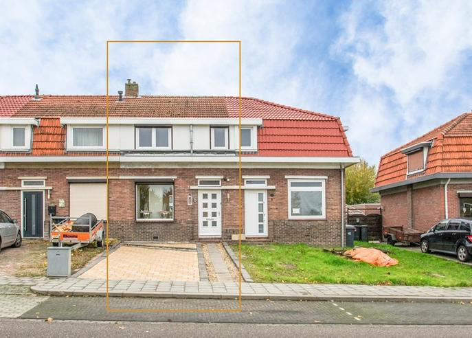 Spechtstraat 6 in Kerkrade 6469 XP