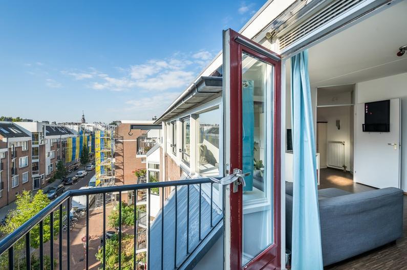 Wagenaarstraat 435 in Amsterdam 1093 CN