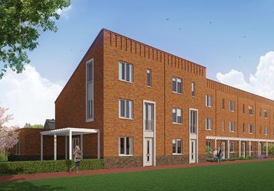 Kloosterkwartier | Hoekw.| Typ G | Kavel 38 in Veghel 5461 BA