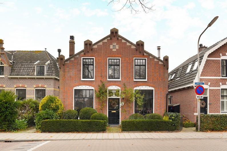 Kerkstraat 82 in Wassenaar 2242 HJ