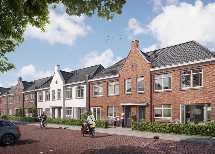 De Laverie (Bouwnummer 13) in Oosterhout 4905 AG