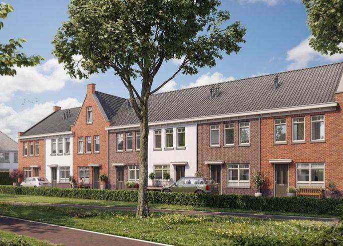 De Laverie (Bouwnummer 32) in Oosterhout 4905 AG