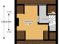 Beukenlaan 65 in 'S-Gravenzande 2691 RS