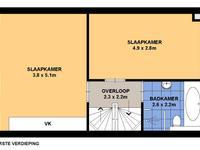 Van Der Vlugtveld 12 in Barendrecht 2992 HK