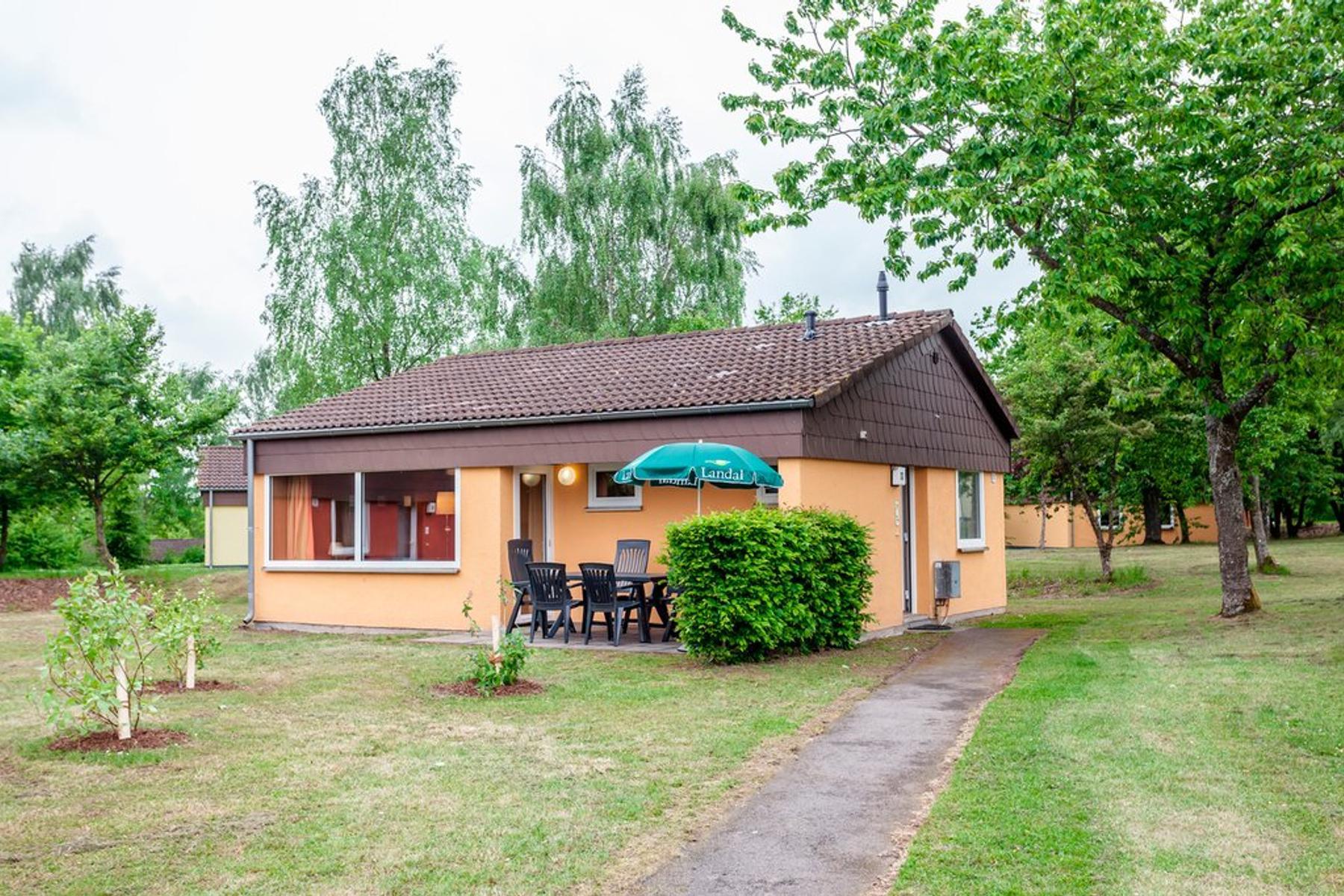 Saarburg 2 Bungalow 44 in Saarburg