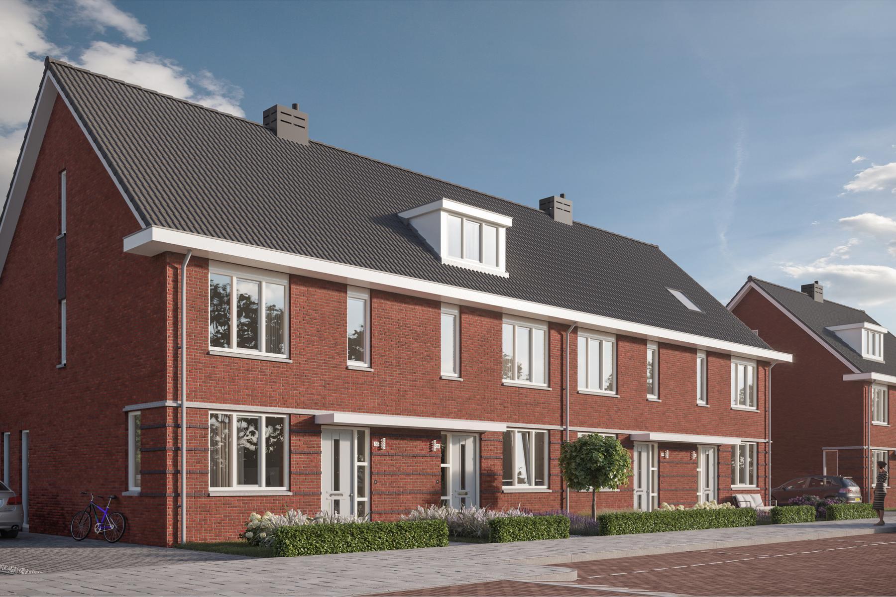 Bouwnummer (Bouwnummer 33) in Rotterdam 3042