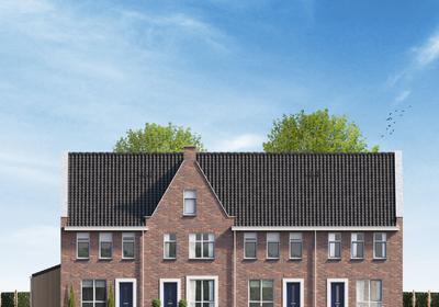 Tussenwoning - Type Fuut A1 in Roelofarendsveen 2371