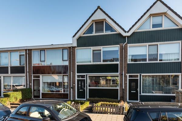 Potgieterstraat 17 in Ridderkerk 2987 AH
