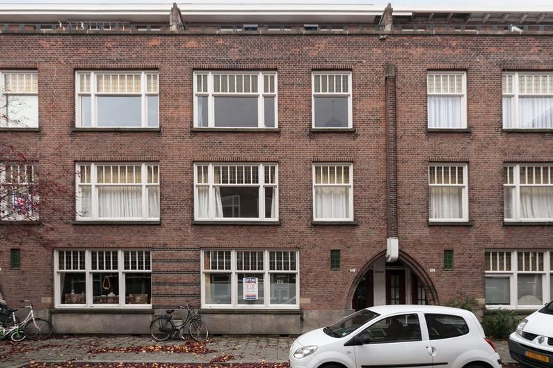 Van Nideckstraat 28 A in Rotterdam 3039 TM