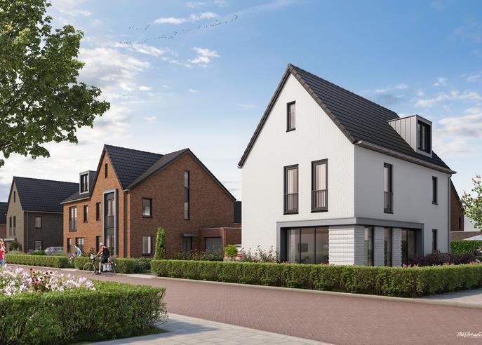 De Contreie (Bouwnummer 1) in Oosterhout 4906 MP