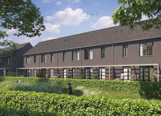 Buitenhof Oost Fase 3 (Bouwnummer 8) in Tilburg 5036 XA