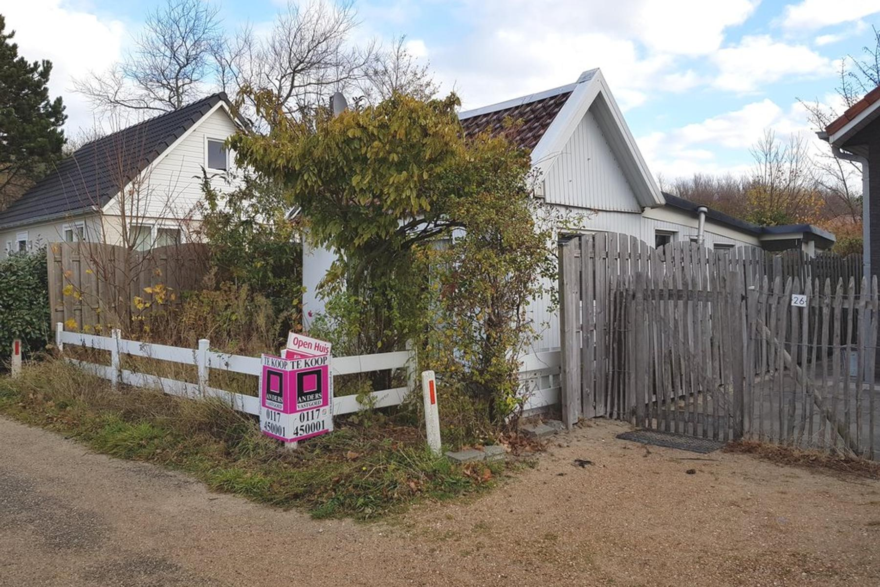 Nieuwesluisweg 28 in Breskens 4511 RE