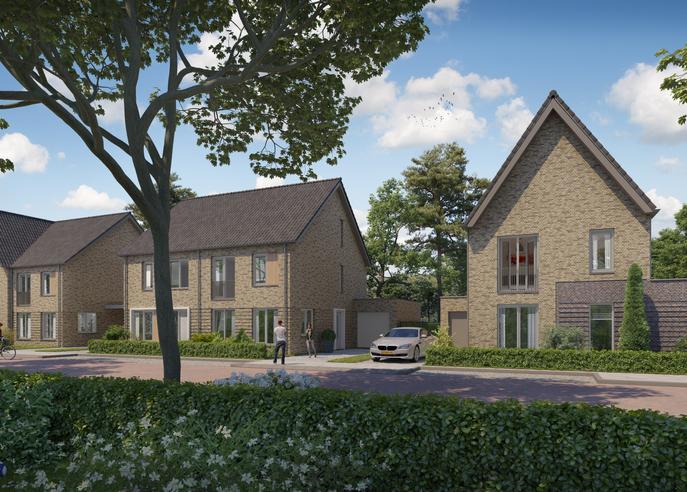 Buitenhof Oost Fase 3 (Bouwnummer 32) in Tilburg 5036 XA