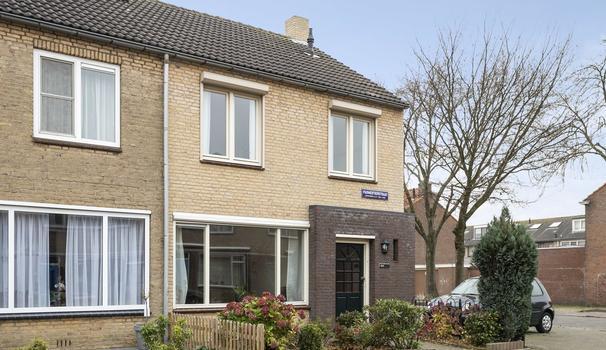 Parmentierstraat 10 in 'S-Hertogenbosch 5224 BR