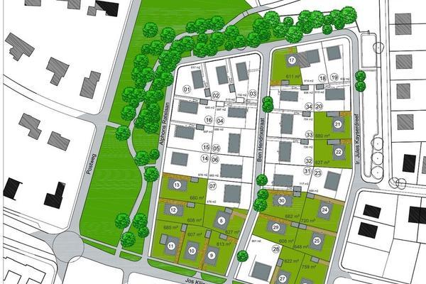 Villa Park Nieuw Stalberg in Venlo 5915