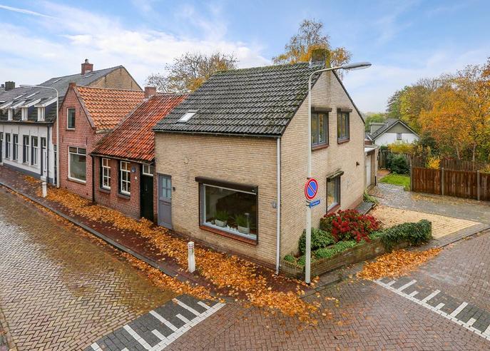 Kromstraat 15 in Halsteren 4661 EV