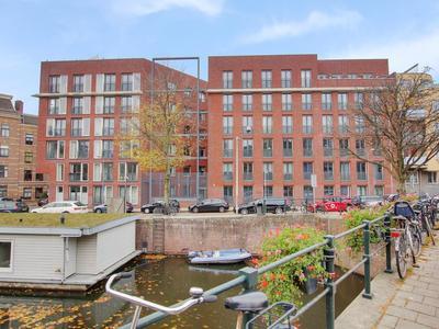 Hugo De Grootkade 66 B in Amsterdam 1052 LW