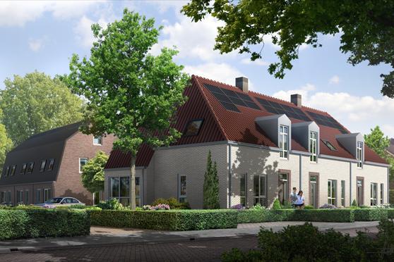 3 Langstraat Hoekwoning A (Bouwnummer 3) in Milsbeek 6596 BP