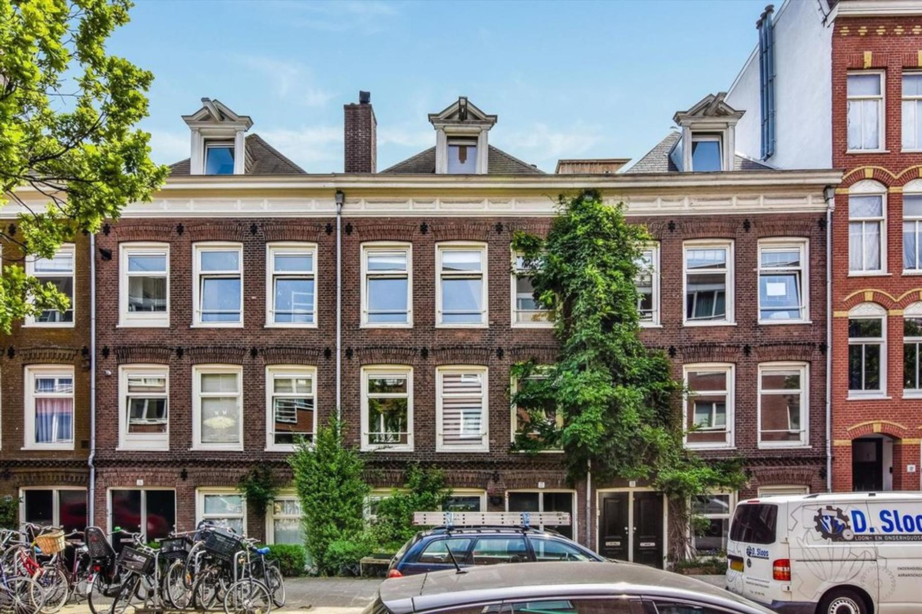 Overamstelstraat 22 I in Amsterdam 1091 TP