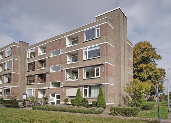 Visotterstraat 4 in Nijmegen 6532 CJ