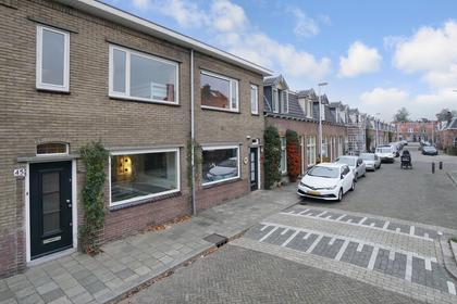 Pieter De Hooghstraat 45 in Utrecht 3583 RH