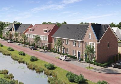 Tussenwoning - Type Fuut D1 in Roelofarendsveen 2371
