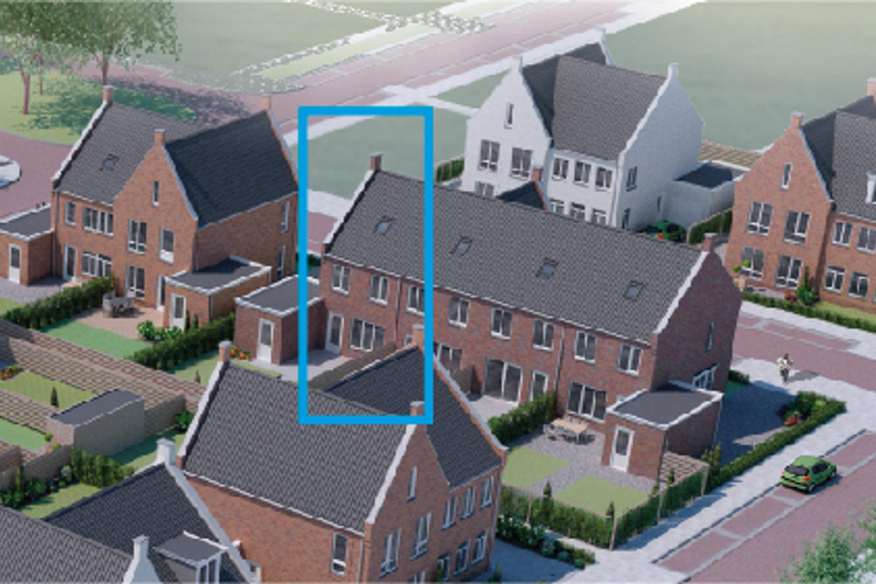 Bouwnummer 17 in Kampen 8265 TV
