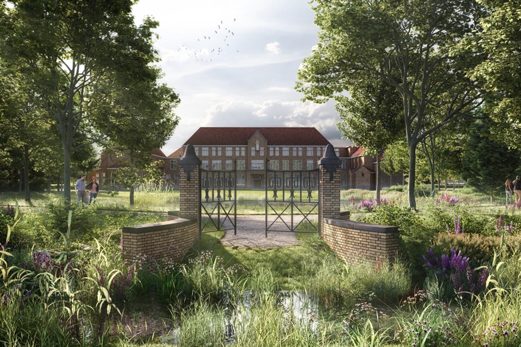 Missiehuis Type C in Hoorn 1625 NT