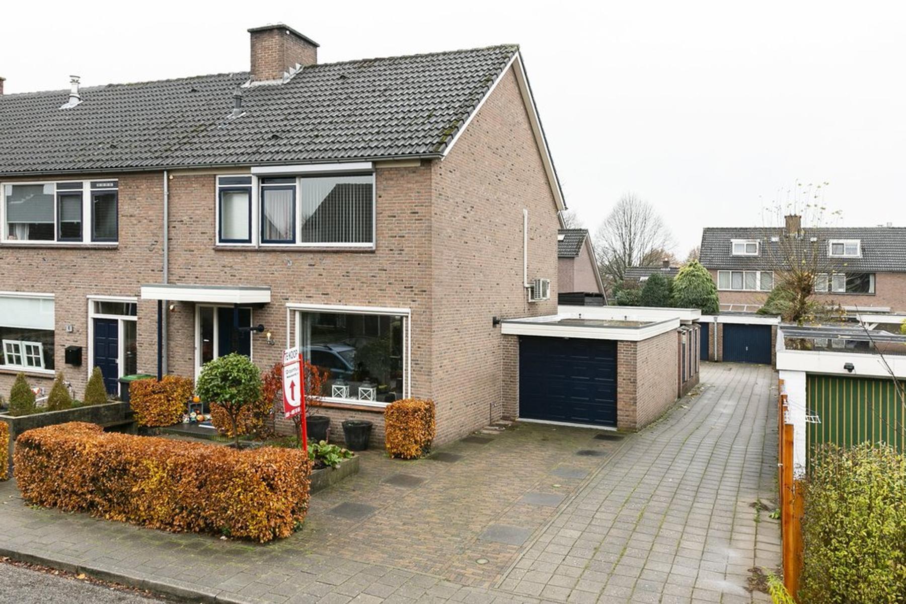 Willem Bontekoestraat 2 in Rheden 6991 BM