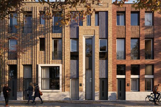 Stroom (Bouwnummer 22) in Utrecht 3541 GL