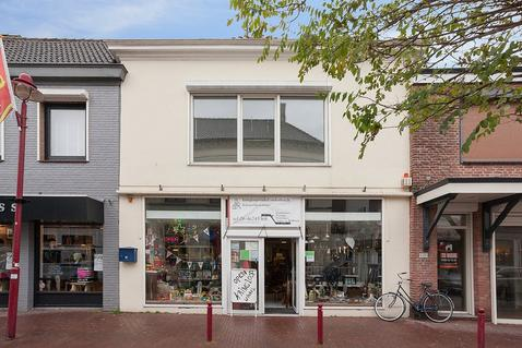 Prof Van Ginnekenstraat 14 in Oudenbosch 4731 JZ