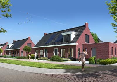 Bouwnummer in Steenbergen 4651 WZ