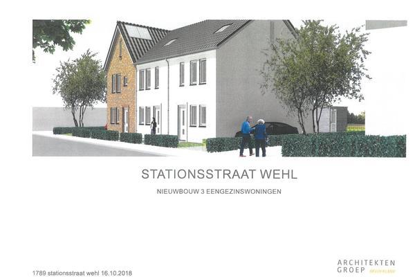 Stationsstraat 29 A,B,C, in Wehl 7031 BN